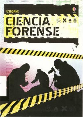 Libros nuevos: Ciencia forense