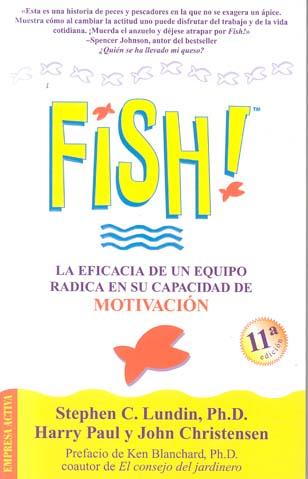 Portada del libro Fish!